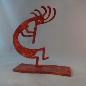 DR 326 Kokopeli Sculpture