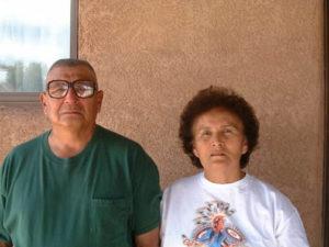 Dorothy and Paul Gutierrez