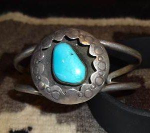 DR 1142 Shadow Box Cuff Bracelet