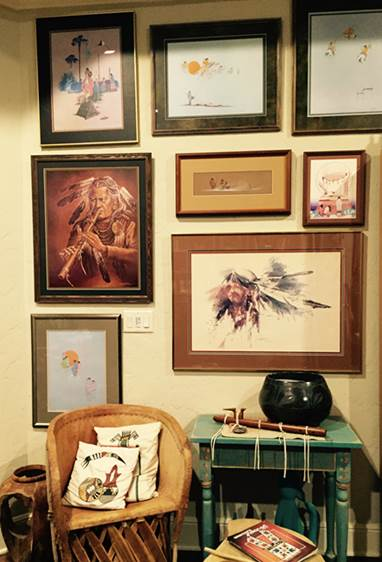 Some Thoughts on Collecting Original Works of Art and Signed Limited Edition Prints