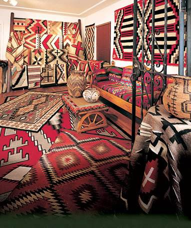A Brief Look at Textiles of the American Southwest