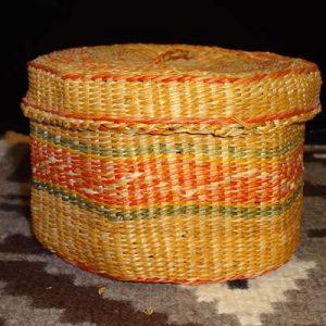 DR 419 Makah Hexagonal Basket