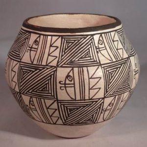 DR 211 Fine Line Geometric Bowl