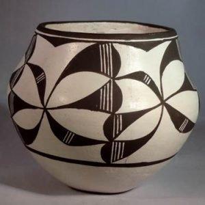 DR 212 Floral Design Bowl