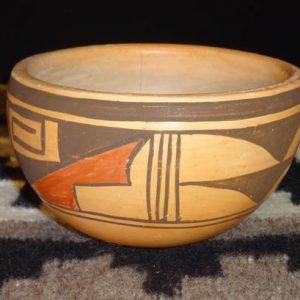 DR 284 Small Polychrome Bowl