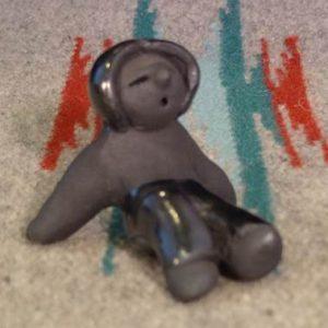 DR 296 Little Boy Figure