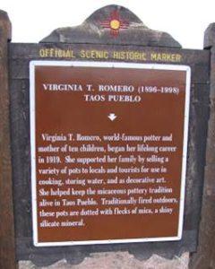 Virginia T. Romero
