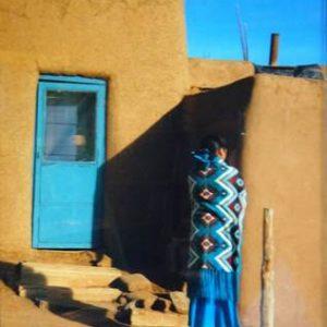 DR 540 Taos Woman