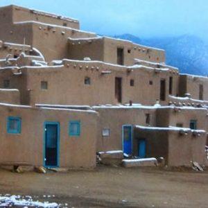 DR 539 Frosted Pueblo