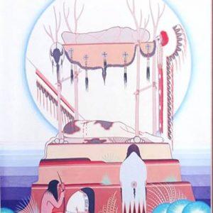 DR 530 Cheyenne Burial