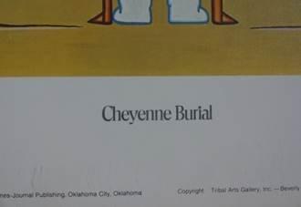 DR 531 Cheyenne Burial
