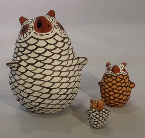 DR 2041 Owl Family