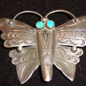 DR 1156 Vintage Butterfly Pin