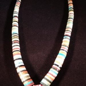 DR 1193 Heishi Corn Necklace