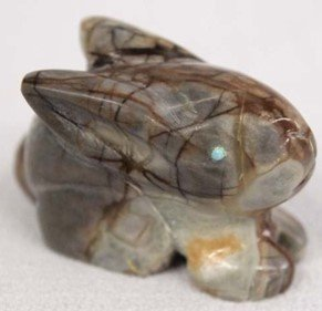 DR 3033 Picasso Marble Rabbit