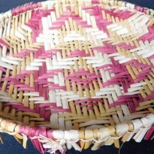 DR 429 Small Hopi Sifter Basket