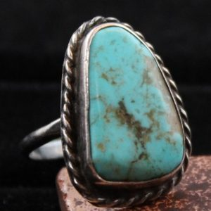 DR 1134 Turquoise Ring