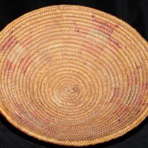 DR 434 Jicarilla Apache Polychrome Basket