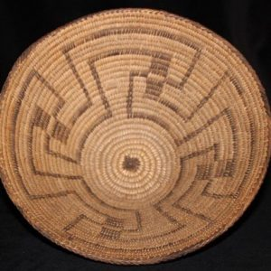 DR 440  Whirling Logs of Life  Basket