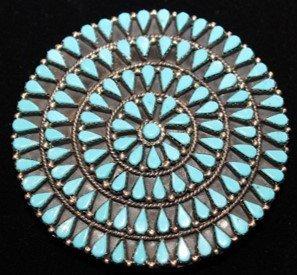 DR 1279 Manta Cluster Pin