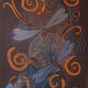 DR 582 Dragonflies