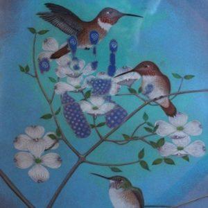 DR 584  Hummingbirds