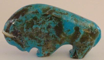 DR 3098 Kingman Turquoise Bison