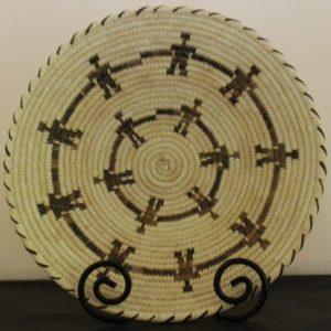 DR 446 Figural Friendship Basket