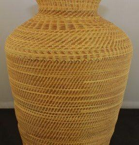 DR 448 Pine Needle Urn Basket