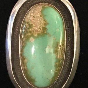 DR 1368  Ciraco Lake Turquoise Ring