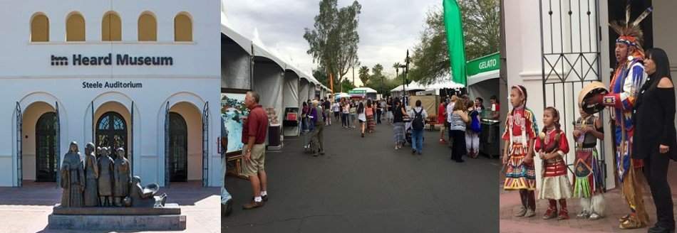 Kickoff to Spring – the 2019 Heard Museum Fair and Market