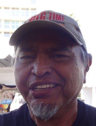 Cliff Fragua
