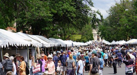 Santa Fe Indian Market Returns for the 98th Time